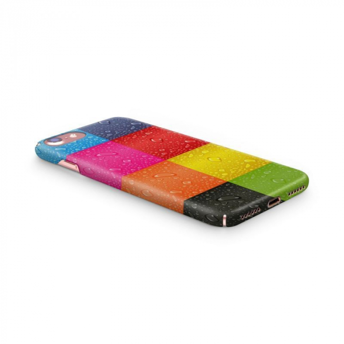 Husa iPhone 6 Custom Hard Case Color Blocks 1