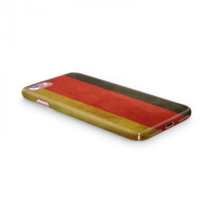 Husa iPhone 6 Custom Hard Case Flag DE 3