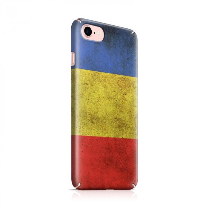 Husa iPhone 6 Custom Hard Case Flag RO 0