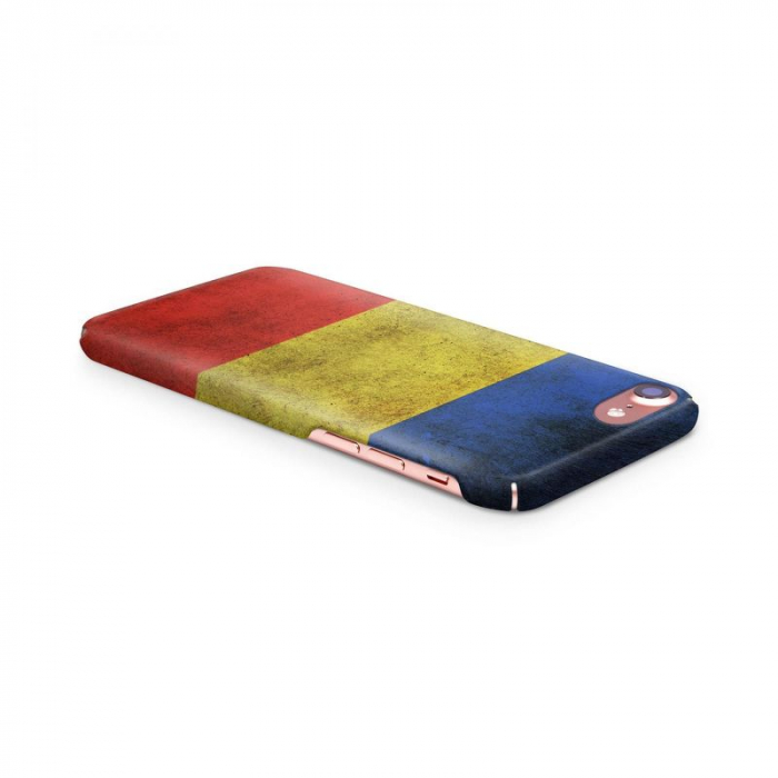 Husa iPhone 6 Custom Hard Case Flag RO 1