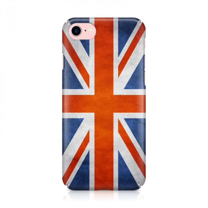 Husa iPhone 6 Custom Hard Case Flag UK 2