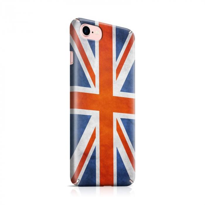 Husa iPhone 6 Custom Hard Case Flag UK 0