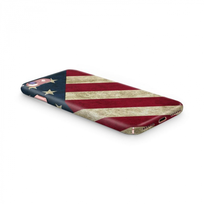 Husa iPhone 6 Custom Hard Case Flag US 3