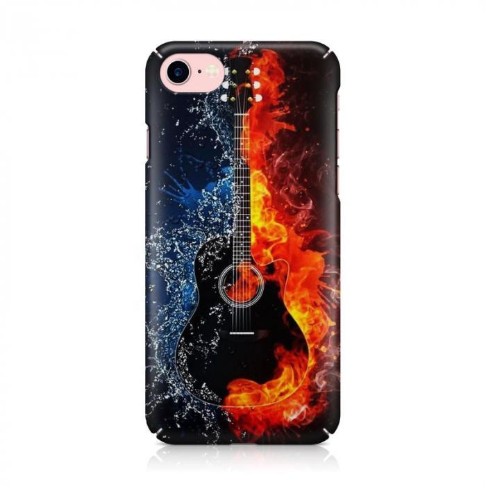 Husa iPhone 6 Custom Hard Case Guitar 3