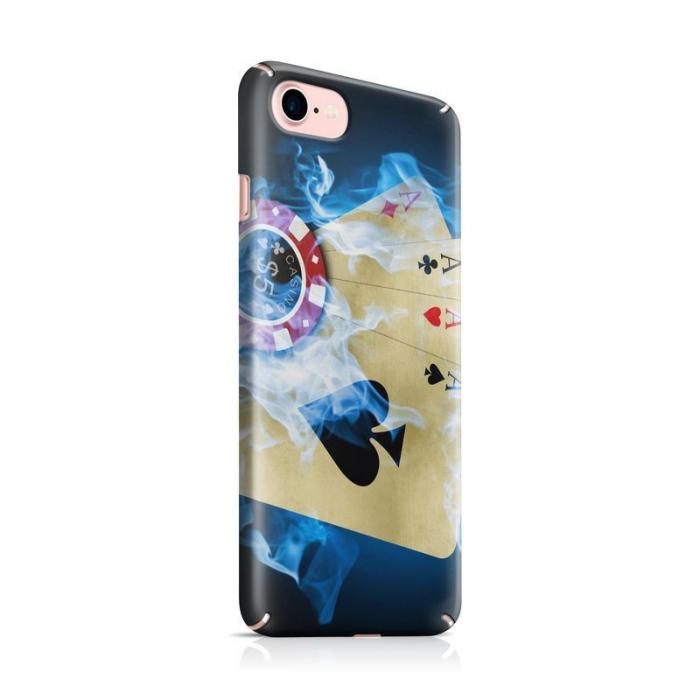 Husa iPhone 6 Custom Hard Case Poker Aces 0