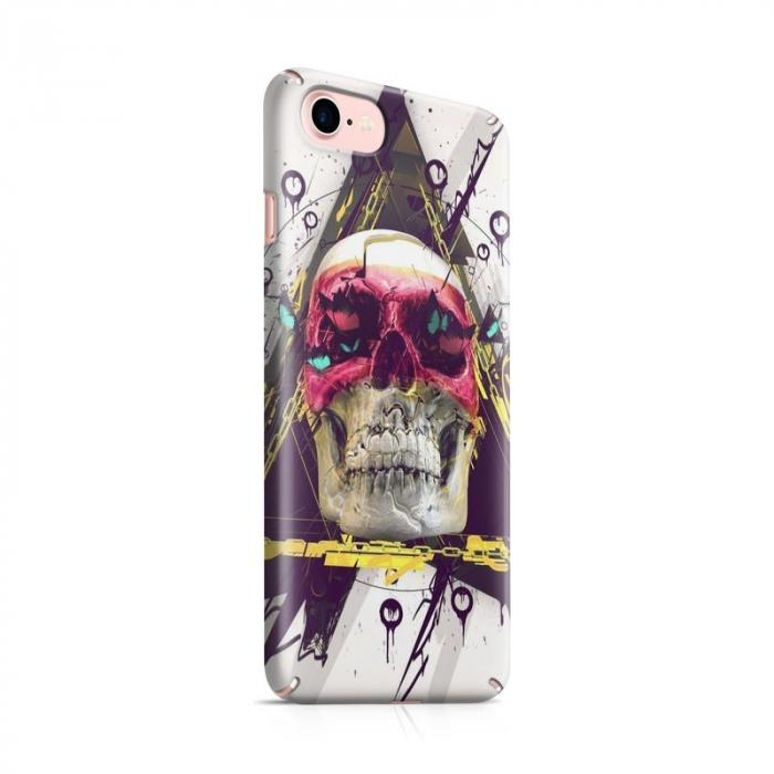Husa iPhone 6 Custom Hard Case Skull 2 0