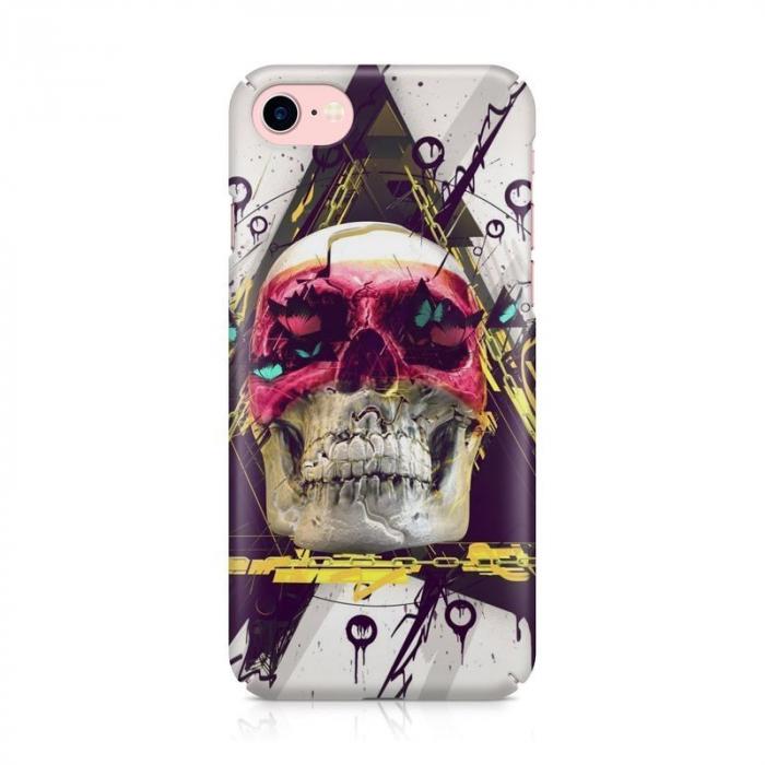 Husa iPhone 6 Custom Hard Case Skull 2 3