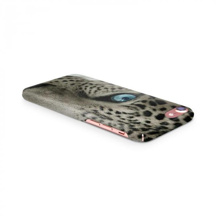 Husa iPhone 6 Custom Hard Case Snow Leopard 2