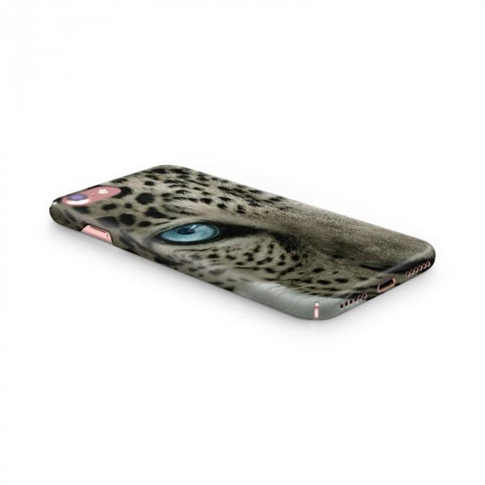 Husa iPhone 6 Custom Hard Case Snow Leopard 1