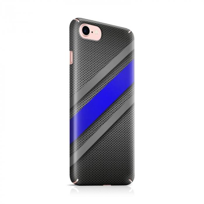 Husa iPhone 6 Custom Hard Case Strips 0