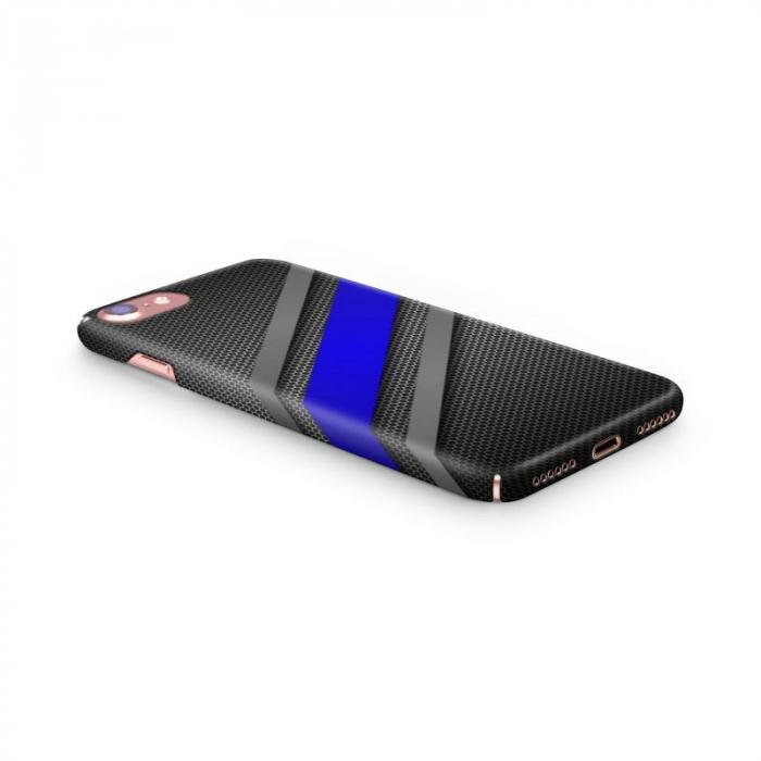 Husa iPhone 6 Custom Hard Case Strips 1