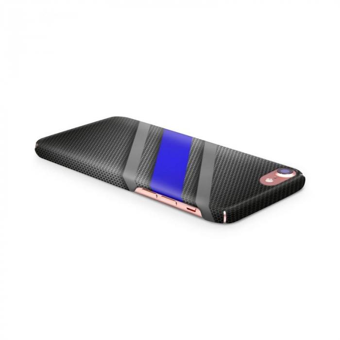 Husa iPhone 6 Custom Hard Case Strips 2