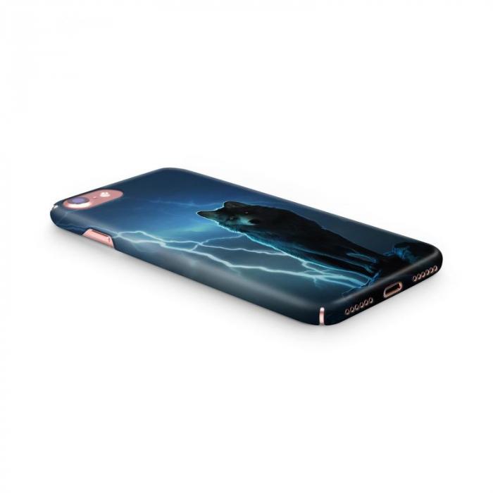 Husa iPhone 6 Custom Hard Case Wolf 3