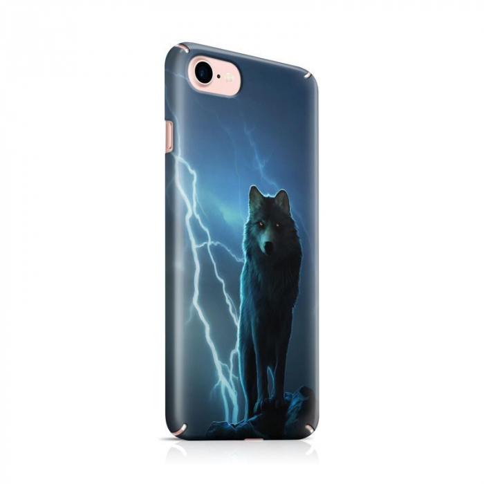 Husa iPhone 6 Custom Hard Case Wolf 0