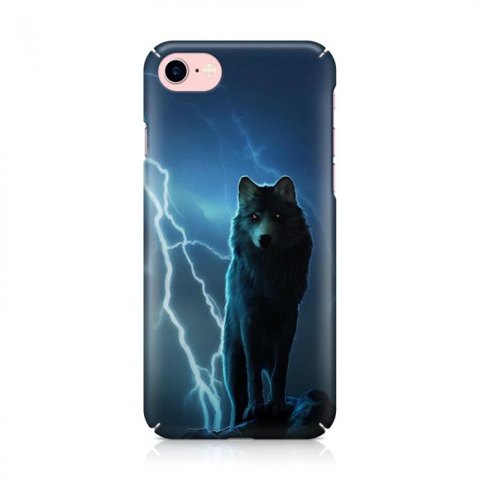 Husa iPhone 6 Custom Hard Case Wolf 2