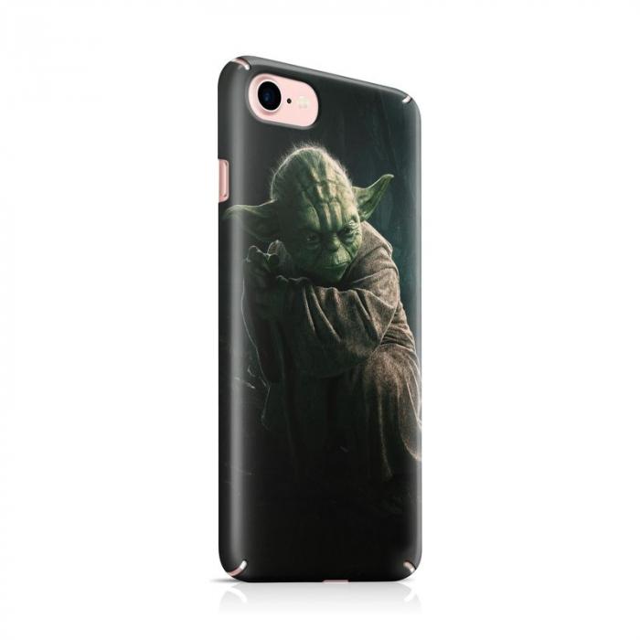 Husa iPhone 6 Custom Hard Case Yoda 0