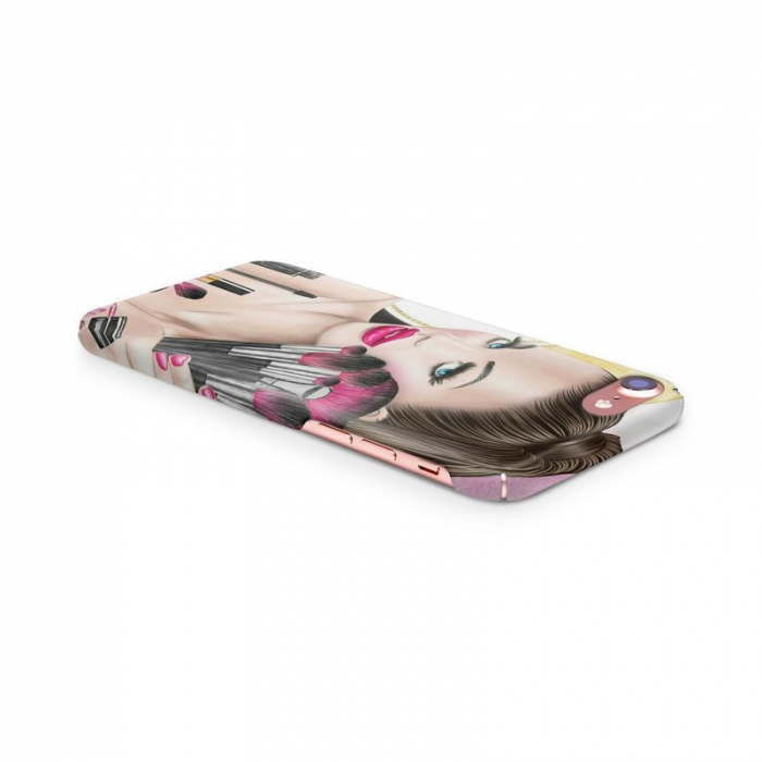 Husa iPhone 6 Custom Hard Makeup 2