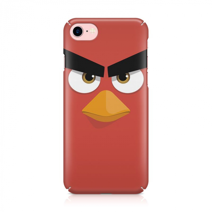 Husa iPhone 7 Custom Hard Case Angry Birds 1