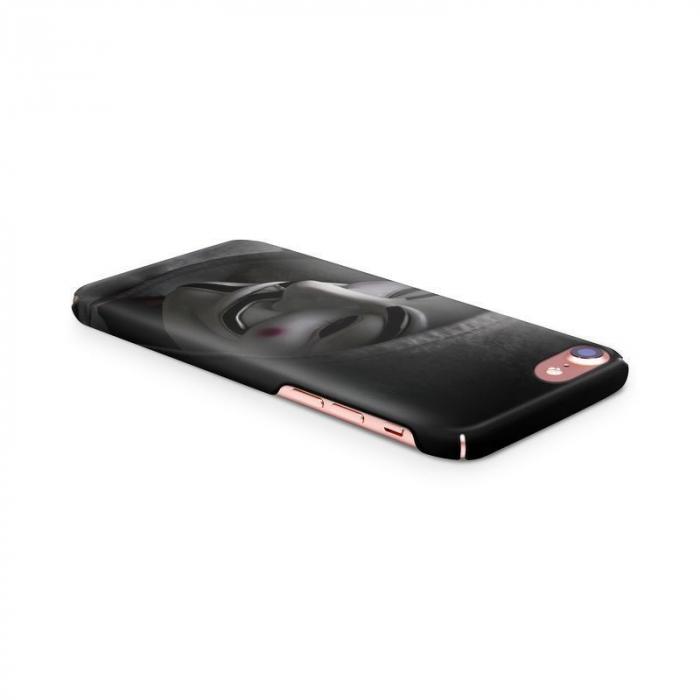 Husa iPhone 7 Custom Hard Case Anonymous 3