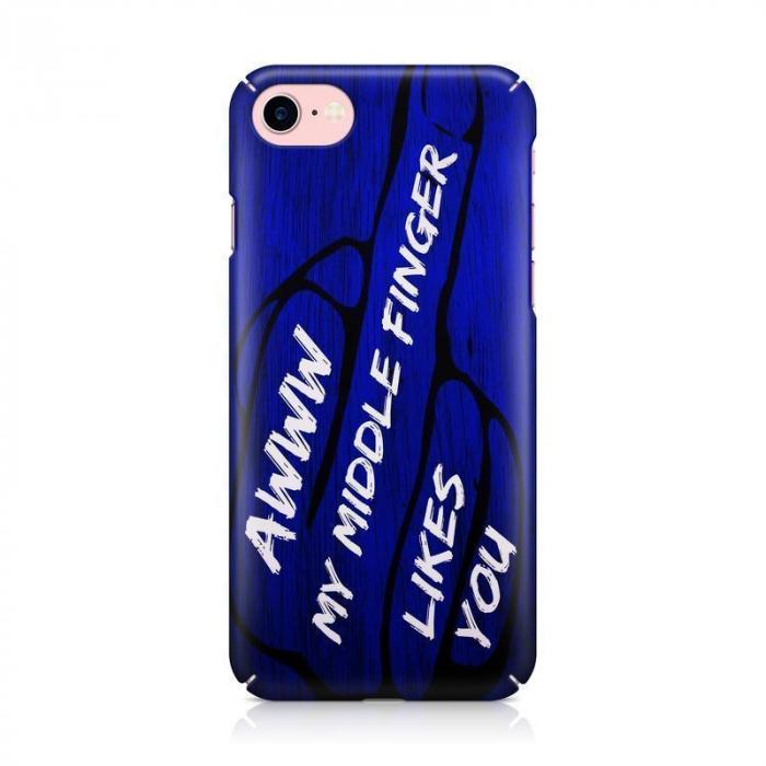 Husa iPhone 7 Custom Hard Case Awww 2
