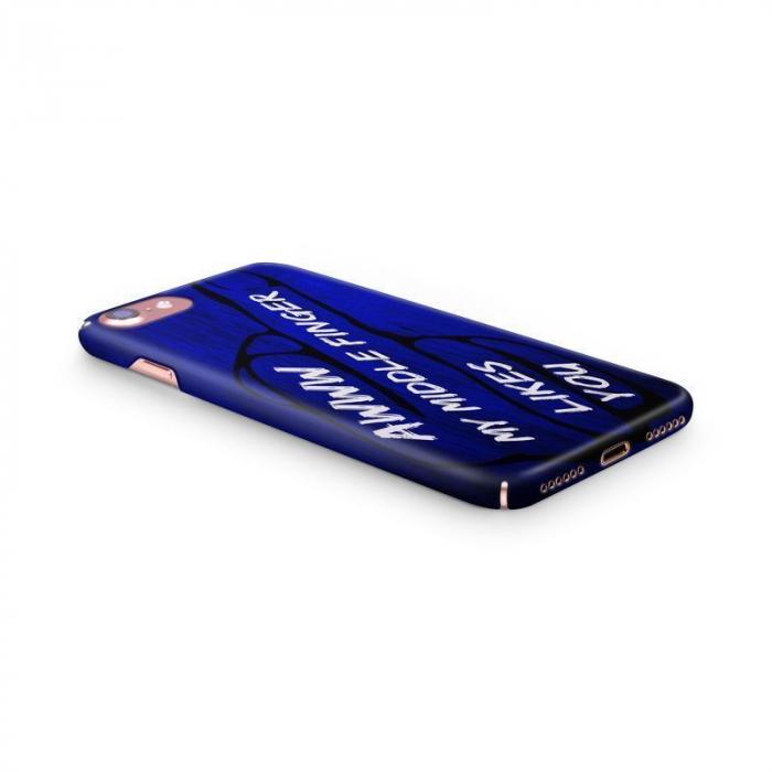 Husa iPhone 7 Custom Hard Case Awww 1
