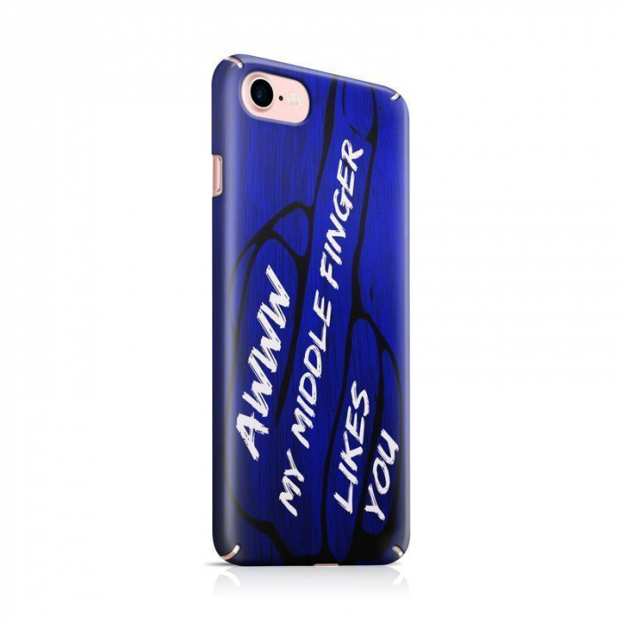 Husa iPhone 7 Custom Hard Case Awww 0
