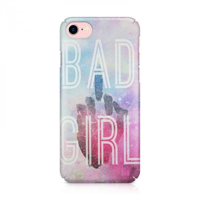 Husa iPhone 7 Custom Hard Case Bad Girl 2