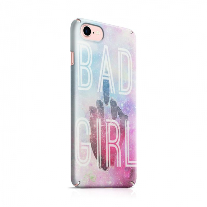 Husa iPhone 7 Custom Hard Case Bad Girl 0