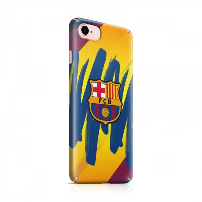 Husa iPhone 7 Custom Hard Case Barcelona 2 0