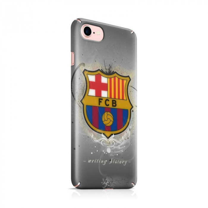 Husa iPhone 7 Custom Hard Case Barcelona 0