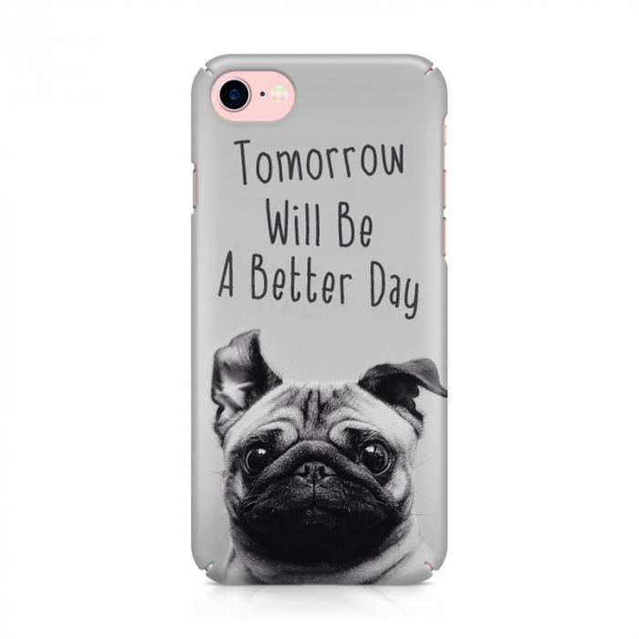 Husa iPhone 7 Custom Hard Case Better Day 2