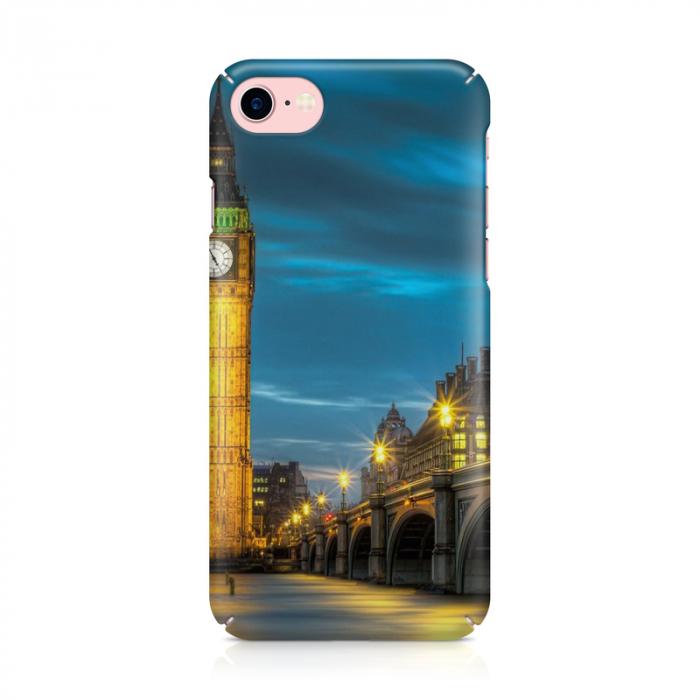 Husa iPhone 7 Custom Hard Case Big Ben 2