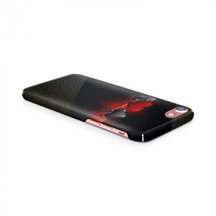 Husa iPhone 7 Custom Hard Case Cards 3