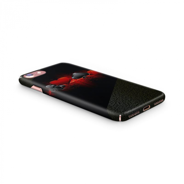 Husa iPhone 7 Custom Hard Case Cards 1