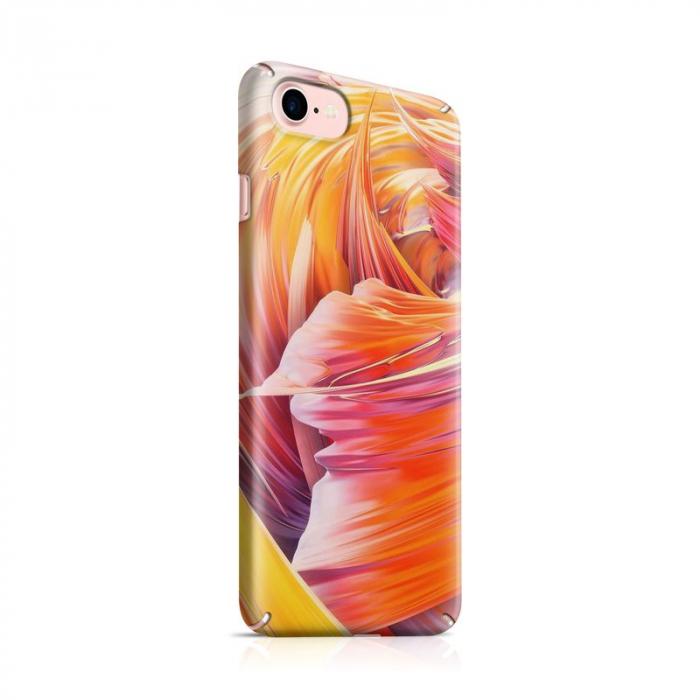 Husa iPhone 7 Custom Hard Case Color Waves 0
