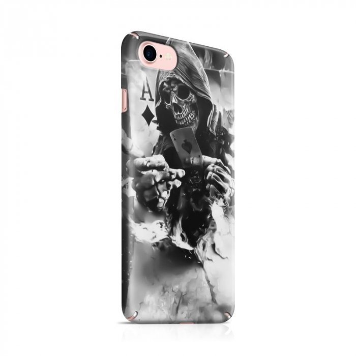 Husa iPhone 7 Custom Hard Case Deadly Ace 0