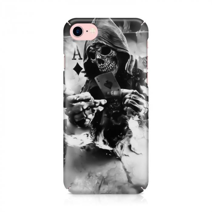 Husa iPhone 7 Custom Hard Case Deadly Ace 2