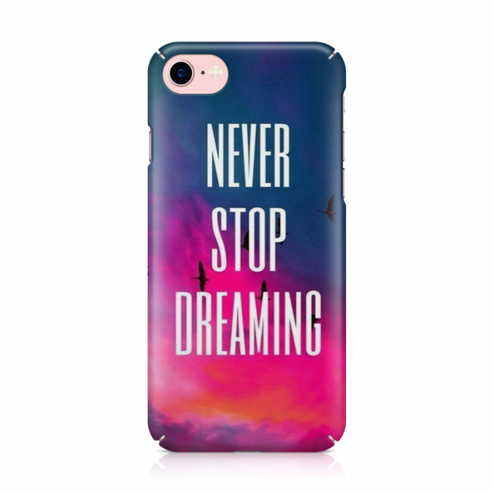 Husa iPhone 7 Custom Hard Case Dreaming 1