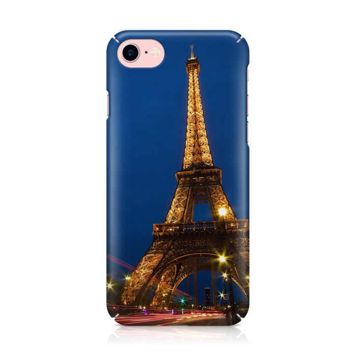 Husa iPhone 7 Custom Hard Case Eiffel Tower 1