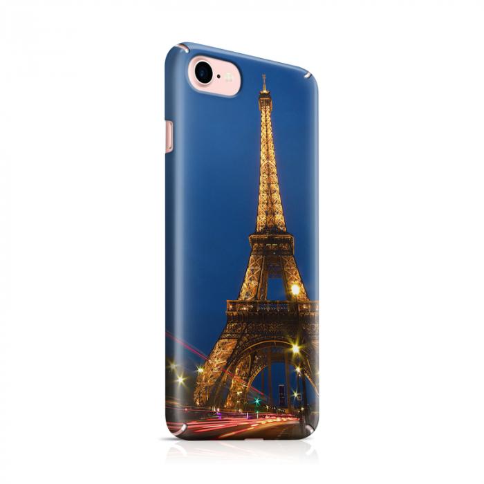 Husa iPhone 7 Custom Hard Case Eiffel Tower 0