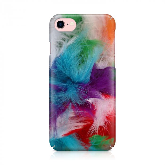 Husa iPhone 7 Custom Hard Case Feathers 1