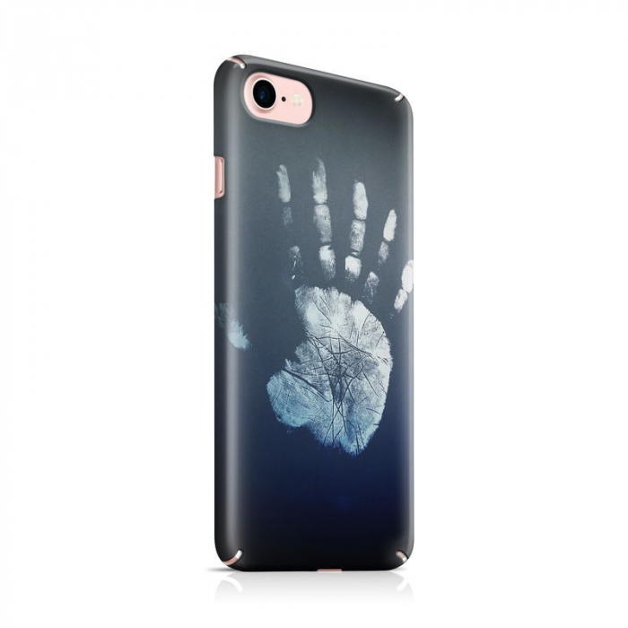Husa iPhone 7 Custom Hard Case Hand Print 0