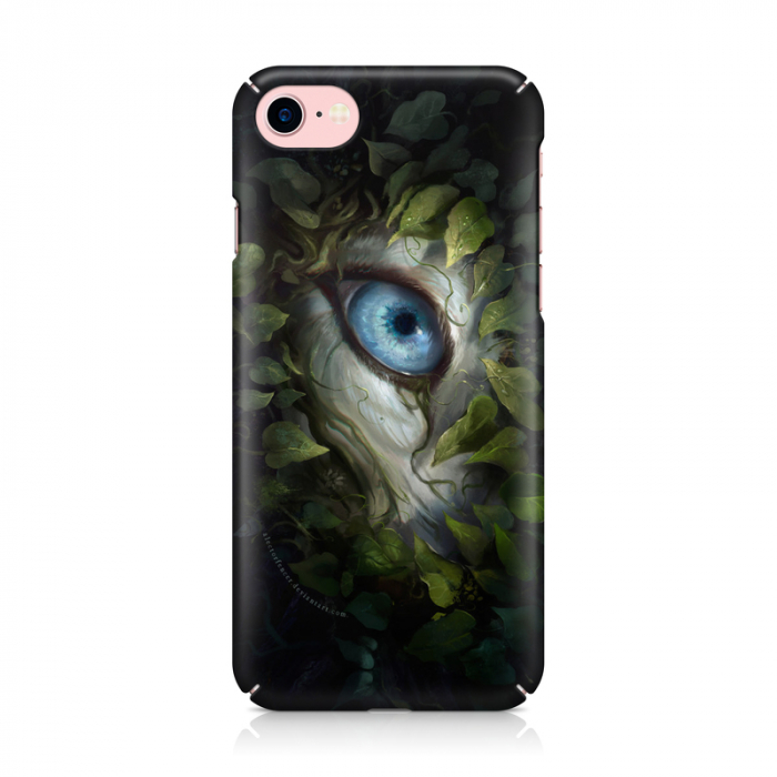 Husa iPhone 7 Custom Hard Case Hiding 2