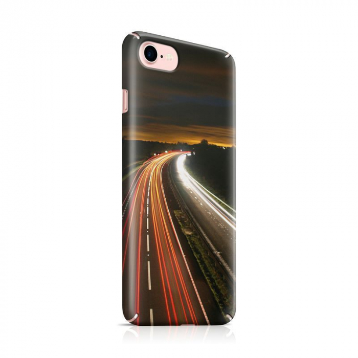 Husa iPhone 7 Custom Hard Case Highway 0