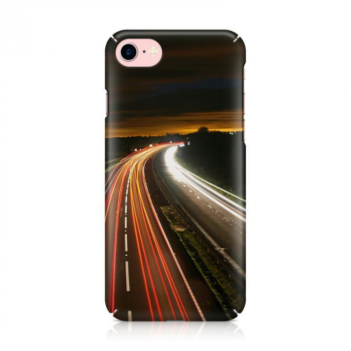 Husa iPhone 7 Custom Hard Case Highway 1