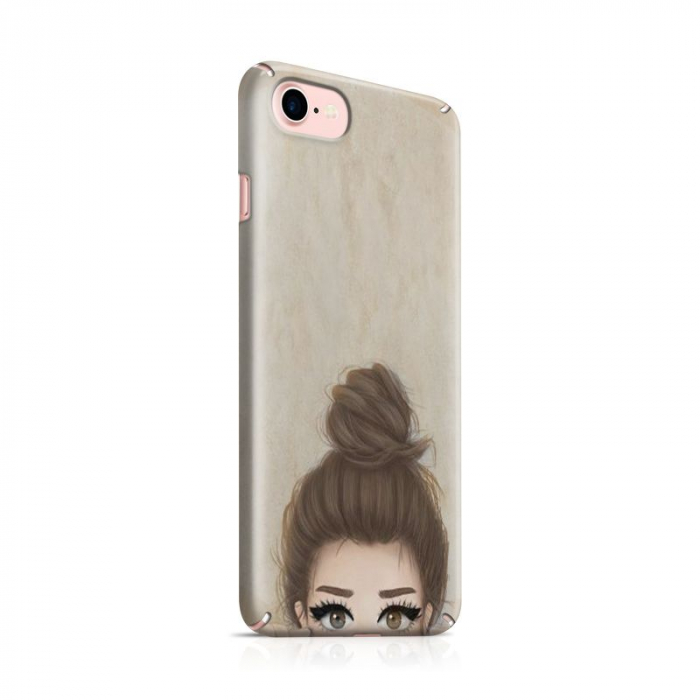 Husa iPhone 7 Custom Hard Case I See You 0