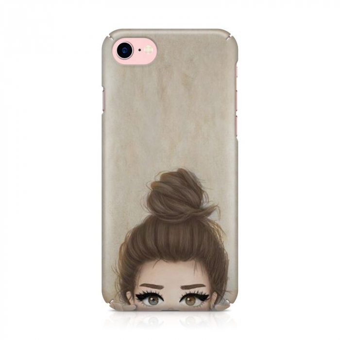 Husa iPhone 7 Custom Hard Case I See You 1