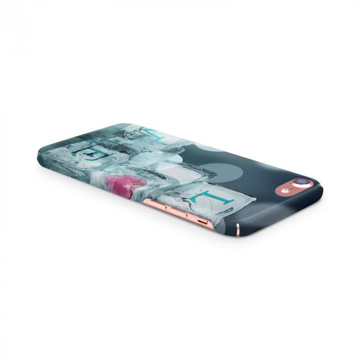Husa iPhone 7 Custom Hard Case Ice Love 2