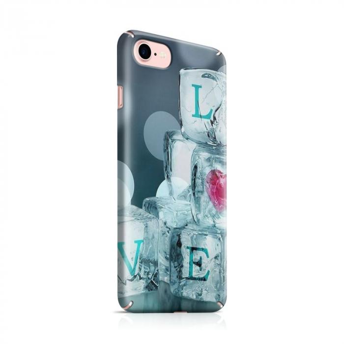 Husa iPhone 7 Custom Hard Case Ice Love 0