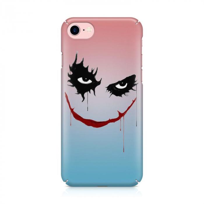 Husa iPhone 7 Custom Hard Case Joker 3